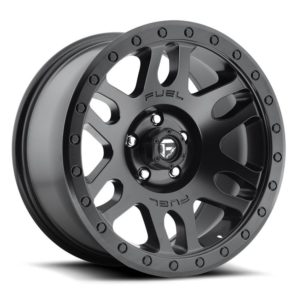 D584 Recoil Matte Black Fuel легкосплавный диск