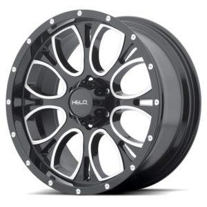 Легкосплавный диск Модель 879 Gloss Black HELO