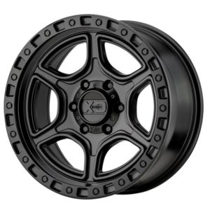 Алюминиевый обод XD139 Portal Satin Black XD Series