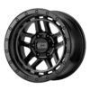 Алюминиевый обод XD140 Recon Satin Black XD Series