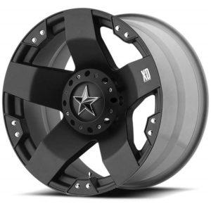 XD775 Rockstar Matte Black Литые диски серии XD
