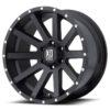 Литые диски XD818 Heist Satin Black XD Series