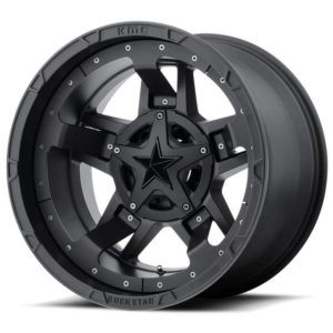 Литые диски XD827 Rockstar III Matte Black XD Series