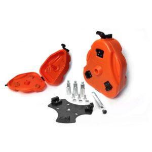 Коробка для аксессуаров Cam Can оранжевого цвета с одинарной ручкой Daystar