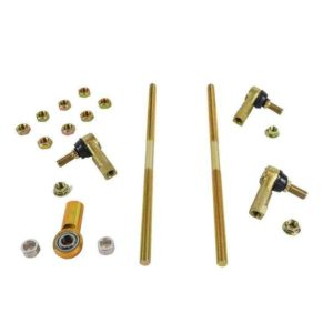 Регулируемые стойки стабилизатора переднего подъема Clayton 2,5–3,5 дюйма