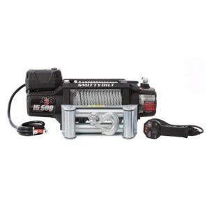 Лебедка Smittybilt X20 GEN 2 15500 фунтов. Беспроводное управление