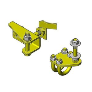 Комплект для перемещения амортизатора рулевого управления Clayton
