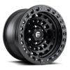 D101 Легкосплавный диск Zephyr Beadlock Matte Black Fuel
