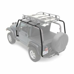 Багажник на крышу с кронштейнами Smittybilt SRC
